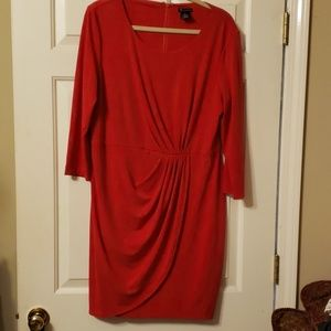New Directions red dress size 16